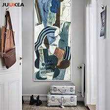 online get cheap woman guitar art paintings aliexpress com