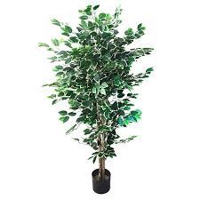 Outdoor Topiary Trees Wholesale - shop amazon com artificial trees u0026 shrubs