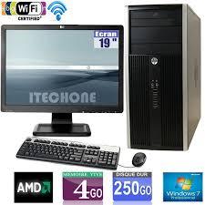 pc bureau wifi intégré ordinateur de bureau wifi intégré 100 images pc de bureau dell