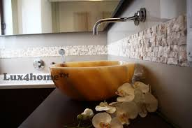 Onyx Sink Stone Sinks Gemma 501 Welcome To Lux4home Lux4home Com
