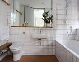modern bath home improvement ideas
