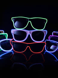 party sunglasses with lights 15 glow in the dark party ideas dark neon glow and lights