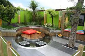 exterior cheap garden ideas designs modern design excerpt backyard