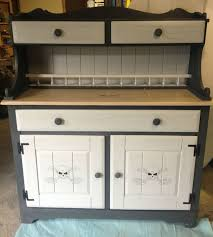 spicerain manly painted buffet