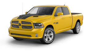 Ram 1500 Prices Ram 1500 Stinger Yellow Sport Canadian Pricing And Info News