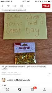 good day letter long distance loving pinterest gift