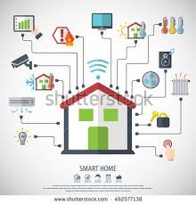 Smart Home Stock Images RoyaltyFree Images  Vectors Shutterstock - Smart home design