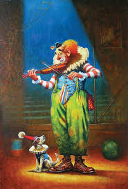 best 25 clown paintings ideas on pinterest clowns images of