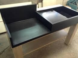 cuisine exterieure beton meuble pour cuisine exterieure beton meuble plancha beton mobilier