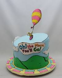 oh baby the places you ll go oh the places you ll go baby shower cake cake in cup ny