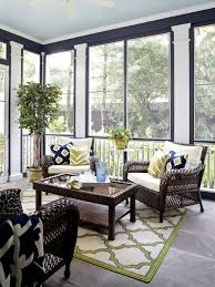 screened in porch flooring houzz