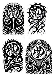 tribal halfsleeve designs by thehoundofulster on deviantart