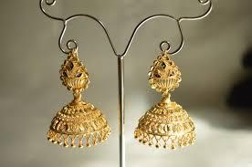 bridal jhumka earrings bridal earrings jhumka fancut international dot