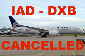 emirates airlines wikipedia united airlines washington dubai route to be axed after losing u s