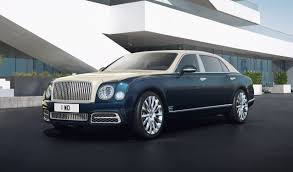 bentley mulsanne custom bentley unveils mulsanne hallmark series by mulliner