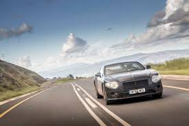 continental bentley behind the scenes with the all new 2019 bentley continental gt