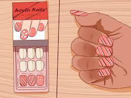 3 ways to get long nails wikihow