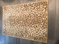Safavieh Leopard Rug Martha Stewart Animal Print Area Rugs Ebay