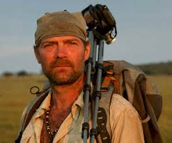 Les Stroud would Be the ultimate breakfast scout