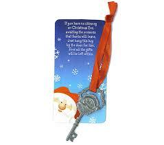 santa key products sealed by santa