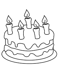 file draw this birthday cake svg wikimedia commons
