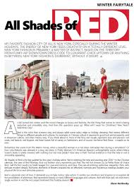 Shades Of Red Color All Shades Of Red U2013 Fashion Usa Inlove Magazine