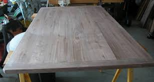 staining a table top advice on staining walnut