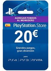 psn gift card buy psn playstation network gift card 20 eur spain cheap