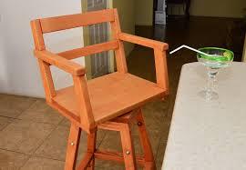 swivel captains chair redwood captain u0027s chair bar stool wooden bar stools