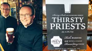 seven priests walk into a bar and get kicked out for looking