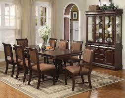 Clear Dining Room Table by Gloss Mahogany Dining Table Combined Design Chairs White Dining