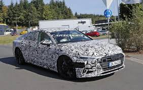 next gen audi a7 coming this year with e tron plug in hybrid option