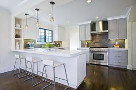 kitchen peninsula cabinets step by steps installing kitchen peninsula cabinets home decor help