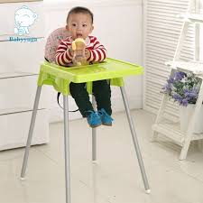 European High Chair by European Standard Baby Connection High Chair Baby Chair For