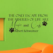 funky humor with cat wall quotes warm and funny decals funk