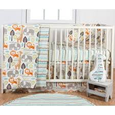 Orange Crib Bedding Orange Crib Bedding Sets You Ll Wayfair