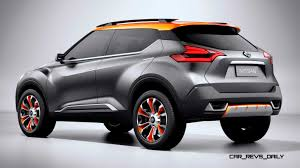 nissan kicks vs juke 2014 nissan kicks concept is new sao paolo off road crossover