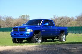 2001 dodge ram 2500 bumper 2001 dodge ram 2500 sport blue with a punch
