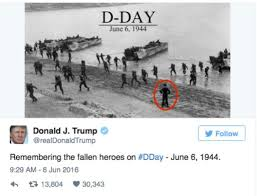 D Day Meme - trump and military service a 100 year family history june 6 2016