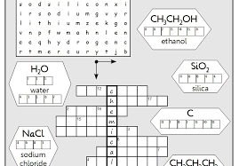 periodic table puzzle worksheet answers periodic table puzzle english teaching material