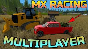 youtube motocross racing farming simulator 2017 motocross racing multiplayer making