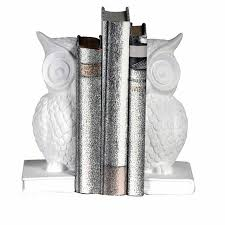 stone owl bookends cute owl bookends for fashionable library