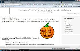 history of halloween pictures