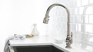 Bathroom Sink Faucets Kohler Plain Manificent Kohler Kitchen Faucets Delta Bathroom Sink