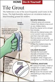 here u0027s how remove mildew from bathroom tile grout