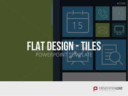 powerpoint vorlagen design presentationload flat design
