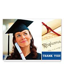 graduation thank you cards graduation thank you cards photo thank you graduation cards