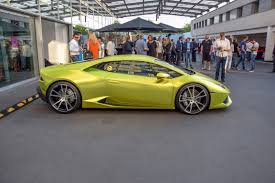lamborghini huracan custom huracan with custom wheels madwhips