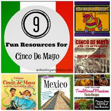 cinco de mayo books to learn about mexican culture