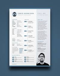 Free Download Creative Resume Templates Creative Resume Template Download Free Psd File Free Download